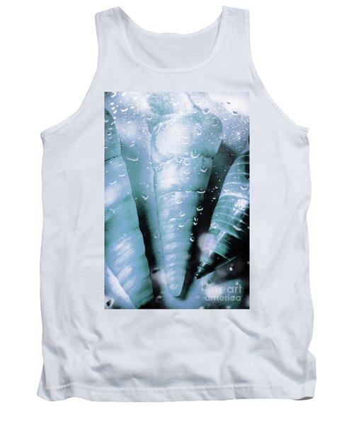 Shells And Ocean Spray Tank Top