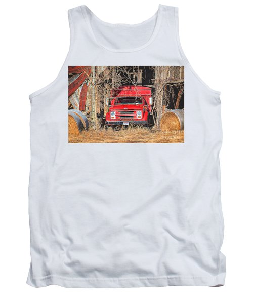 Shelter From The Weather Tank Top
