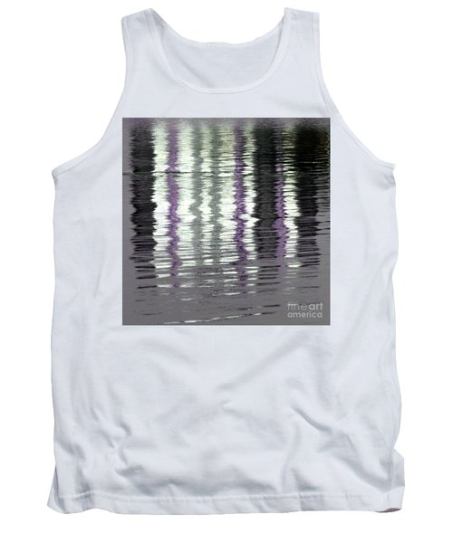 Tank Top featuring the photograph Shimmer by Wendy Wilton