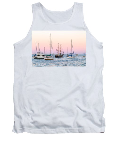 Ship Out Of Time Tank Top