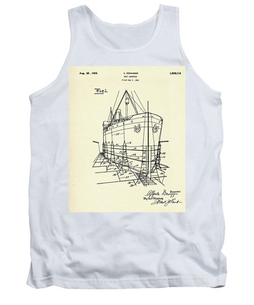 Ship Scaffold-1924 Tank Top