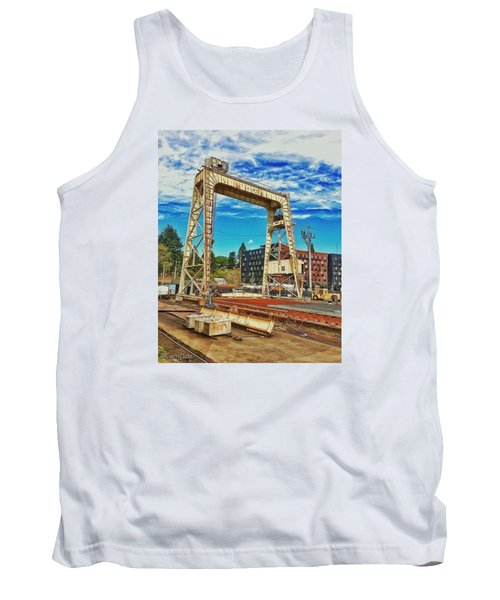 Shipyard Lunch Break Tank Top