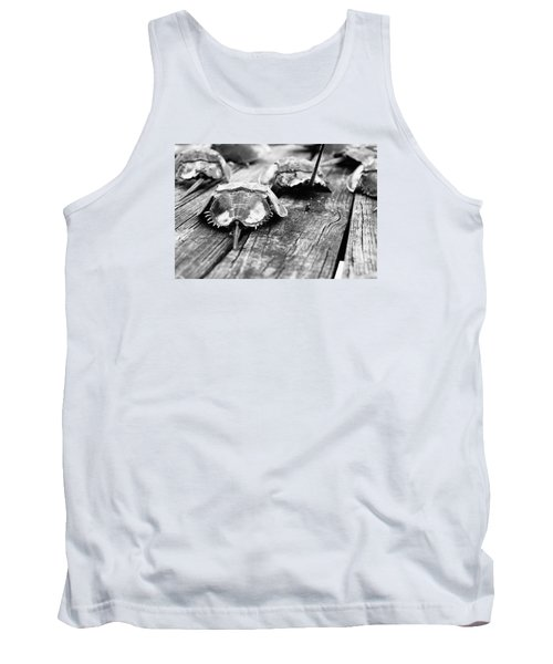 Shoes On The Table Tank Top