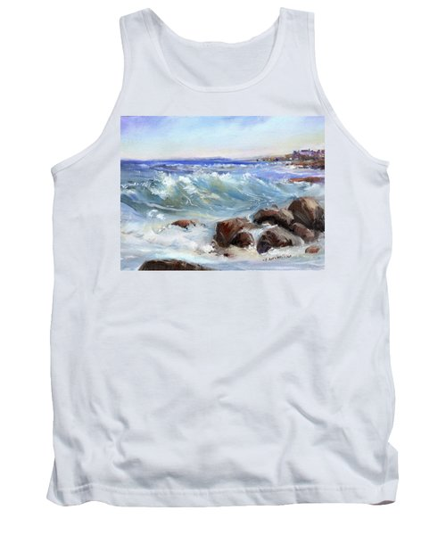 Shore Is Breathtaking Tank Top