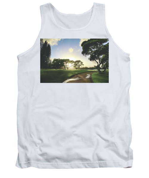 Show Me The Way Tank Top