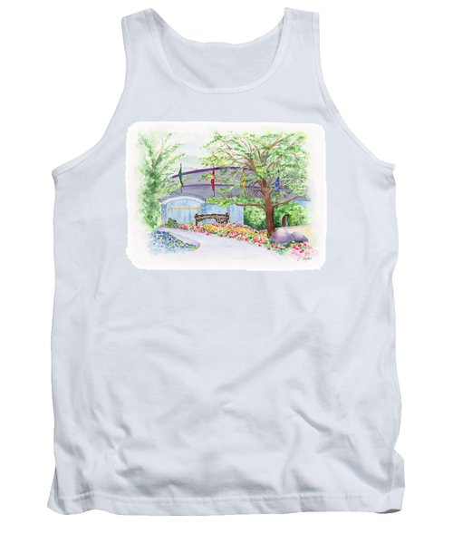 Show Time Tank Top
