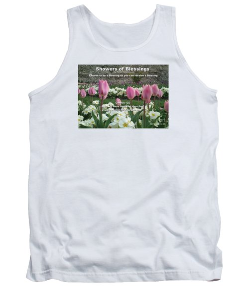 Showers Of Blessings Tank Top