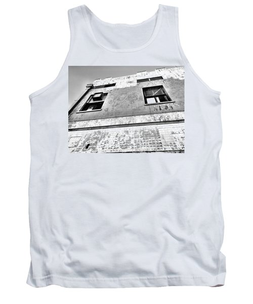Showing Its Age Tank Top