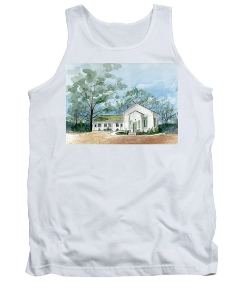 Sicklerville 1859 Church  Tank Top