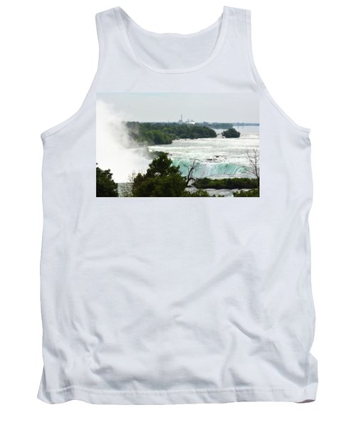 Sideview Mist Tank Top