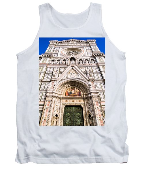 Siena Cathedral Tank Top