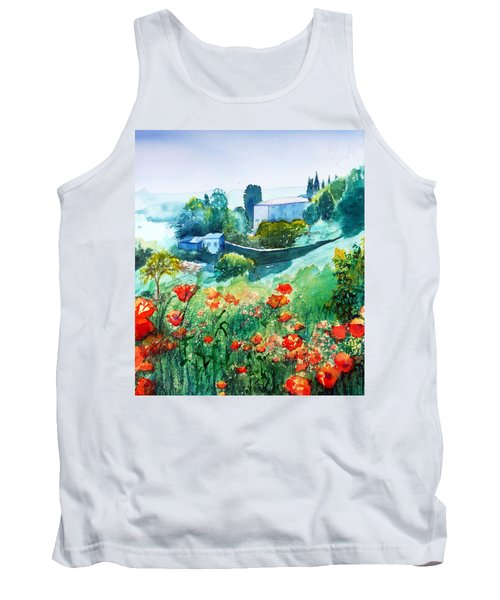 Siena View Tank Top