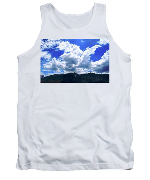 Sierra Nevada Cloudscape Tank Top