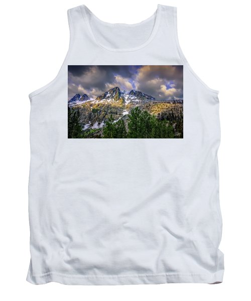 Sierra Sunrise Tank Top
