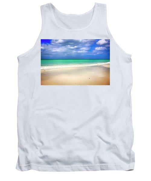 Siesta Key Beach Florida  Tank Top