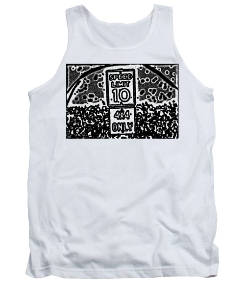 Sign To Elsewhere Tank Top