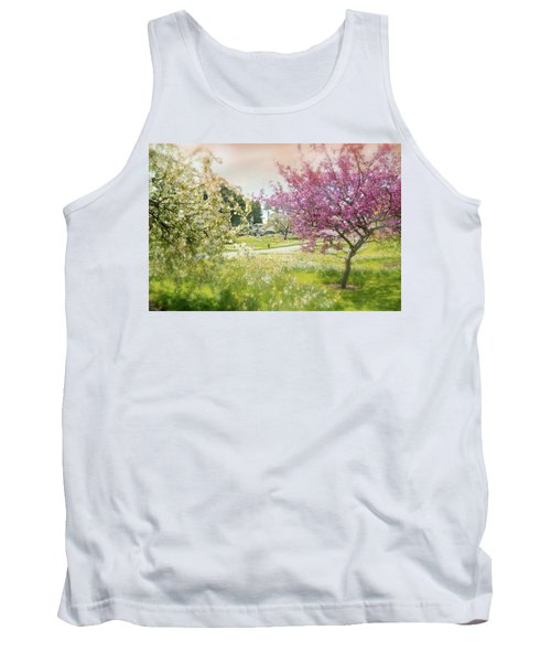 Tank Top featuring the photograph Silent Wish You Make by Diana Angstadt