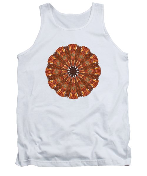 Silvanic Medallion Tank Top