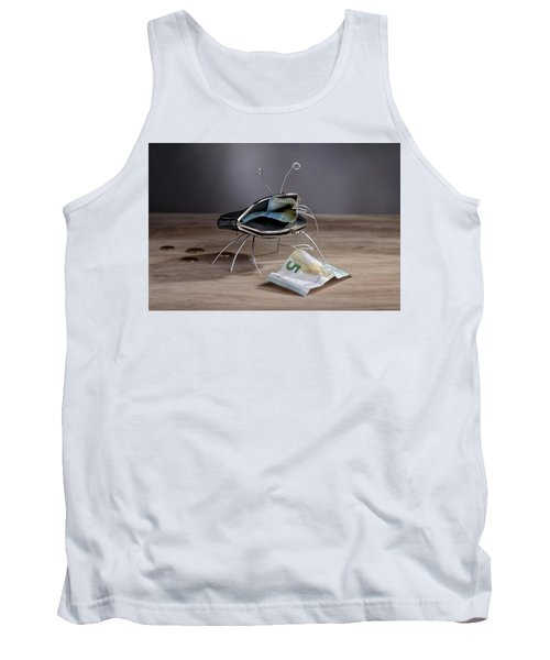 Simple Things - The Crab Tank Top