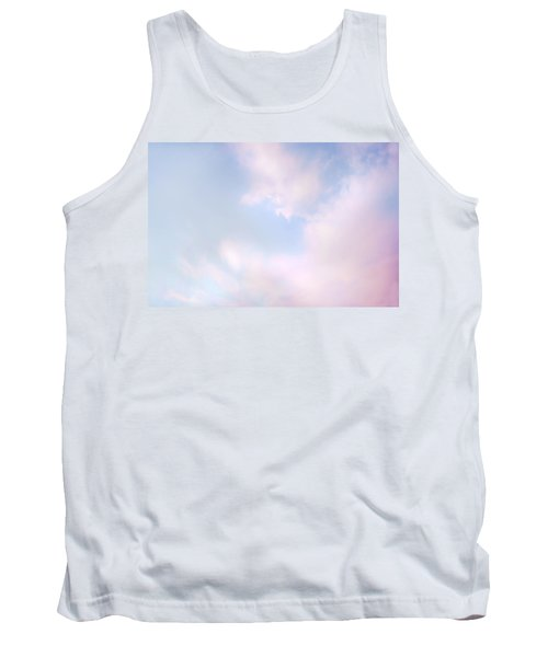 Tank Top featuring the photograph Simply Heavenly by Theresa Tahara