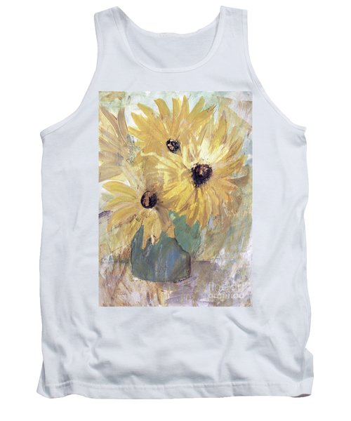 Simply Sunflowers  Tank Top