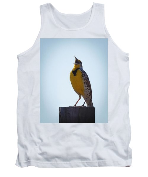 Sing Me A Song Tank Top