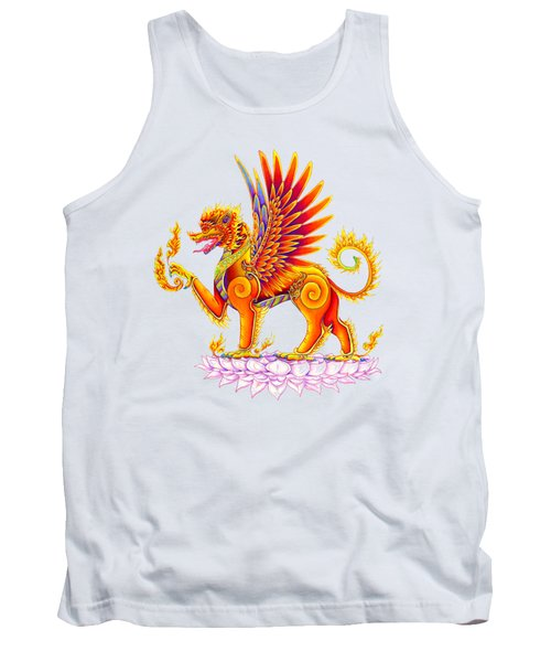 Singha Winged Lion Tank Top