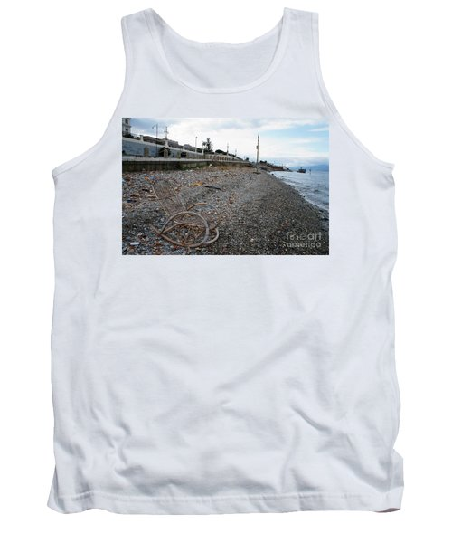 Sit Back And Enjoy The Sea Tank Top