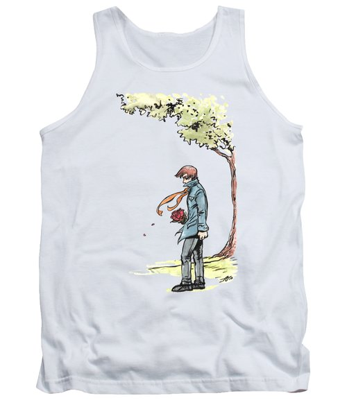 The Site Visitor Tank Top