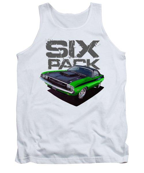Six Pack Tank Top