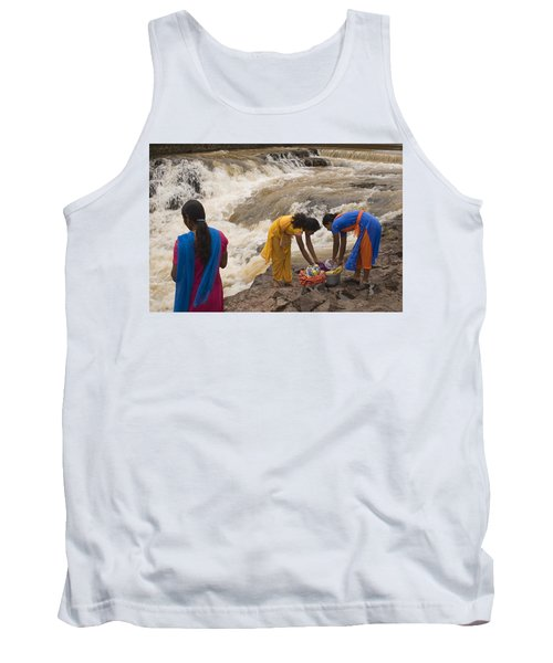 Skc 2621 A Collective Task Tank Top