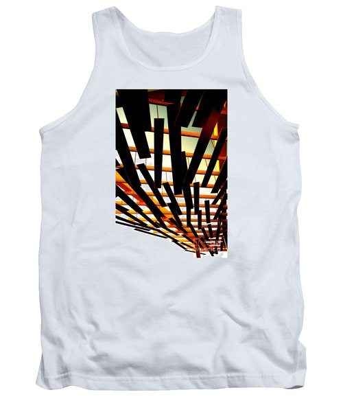 Sky Chasm Tank Top