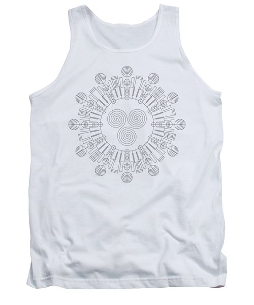 Sky Chief Tank Top