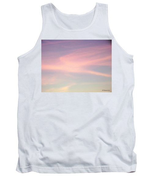 Tank Top featuring the photograph Sky Dancer by Betty Northcutt