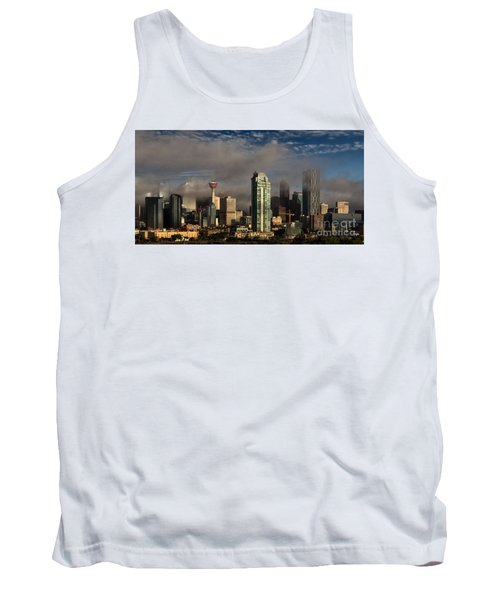 Skyline Fog Tank Top