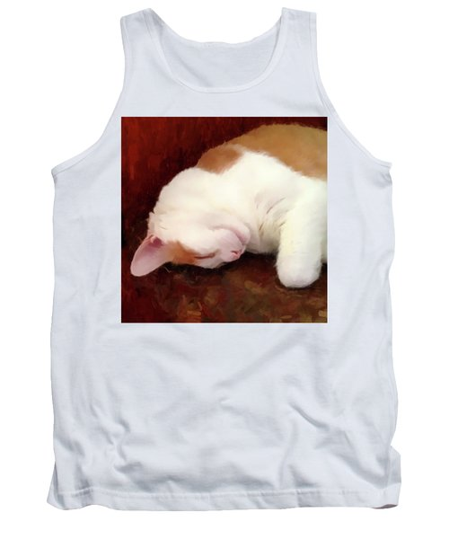 Sleeping Boo Tank Top