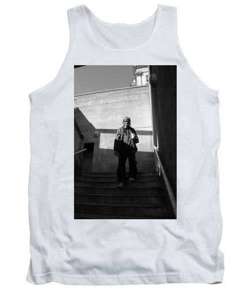 Small Steps Tank Top