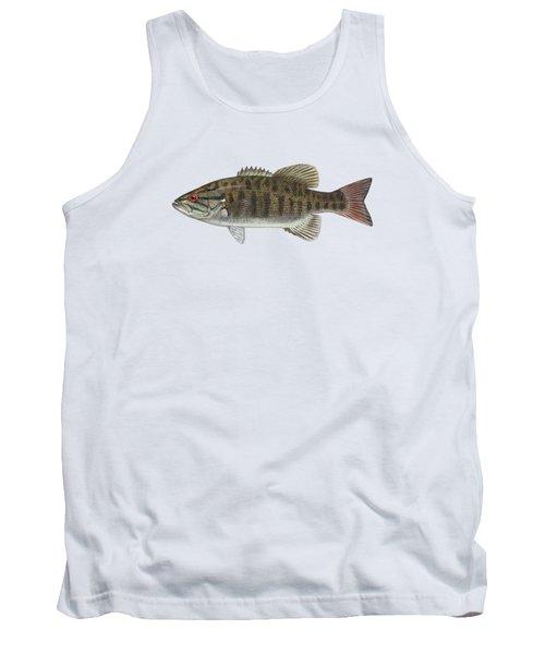 Smallmouth Bass  Tank Top