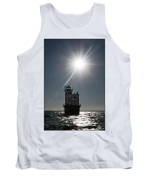 Smith Point Lighthouse Tank Top