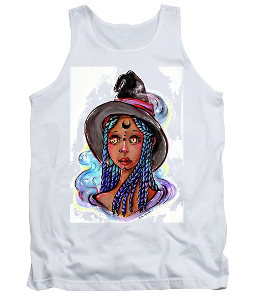 Smoke Witch Tank Top