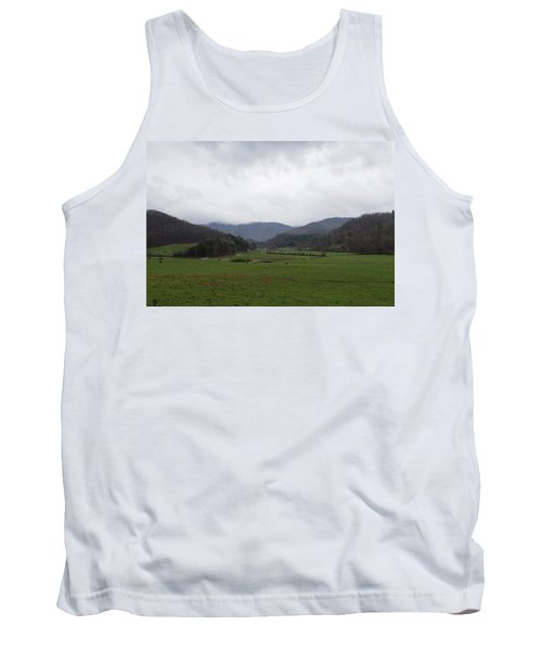 Smokey Mountains 3 Tank Top