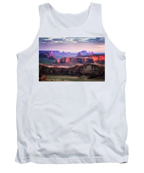 Smooth Sunset Tank Top by Nicki Frates