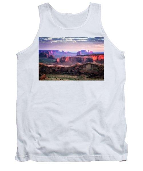 Smooth Sunset Tank Top