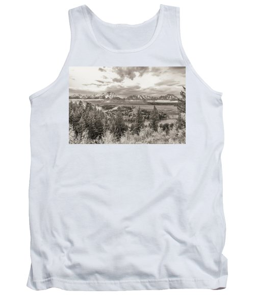 Snake River Overlook Grand Teton Tank Top