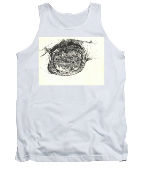 Snapping Turtle Tank Top