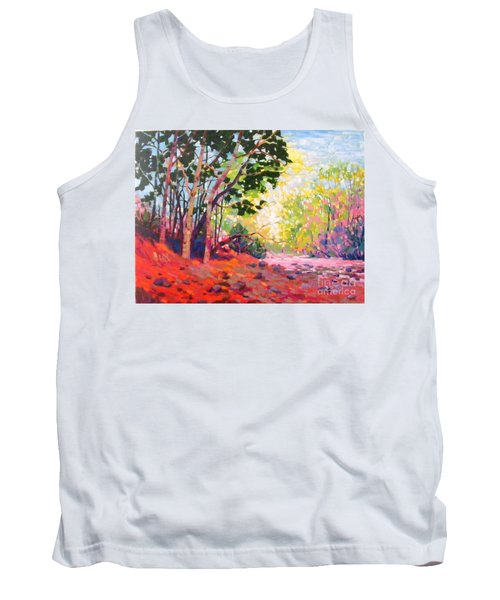 Snoqualmie Story Tank Top