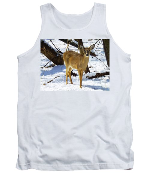 Snow Angel Tank Top