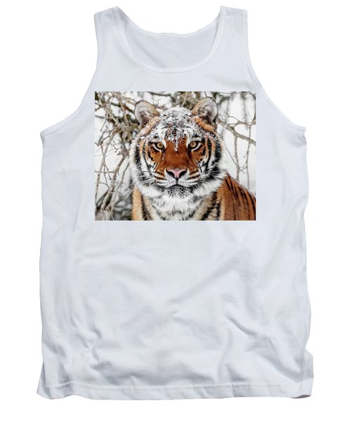 Snow Capped Siberian Tank Top
