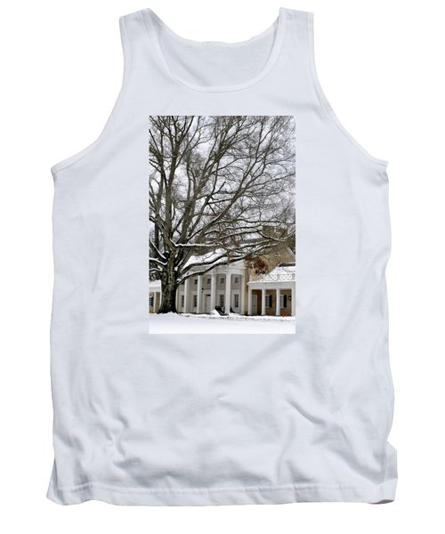 Snow Cover Tank Top