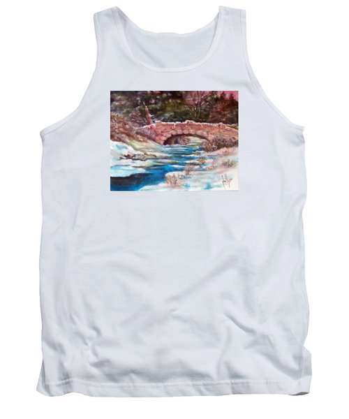 Snowy Creek Tank Top